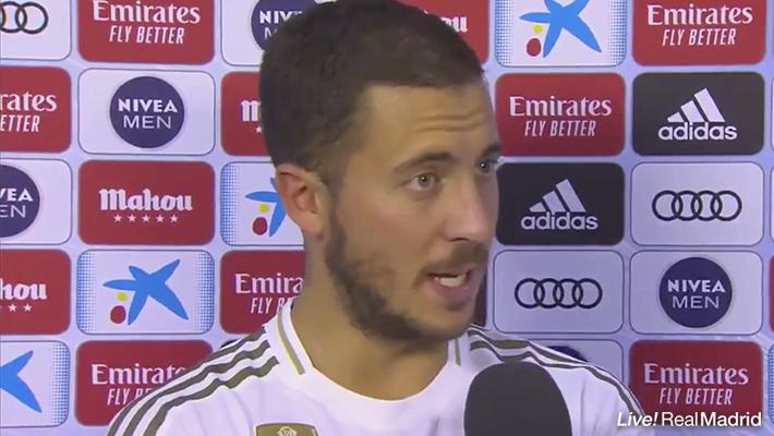 アザール:「僕にとってゴールを決めることは重要だ」