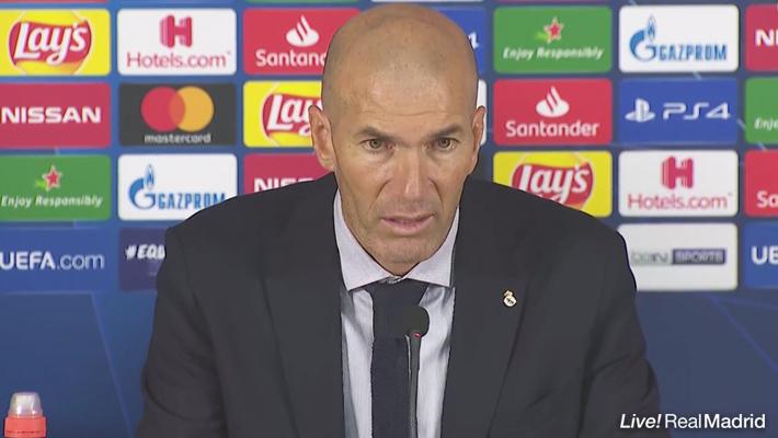 ジダン:「ロドリゴは今後重要な選手になるだろう」