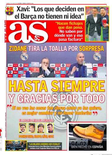 AS一面:Hasta siempre y gracias por todo (またいつまでも、全ての事にありがとう)